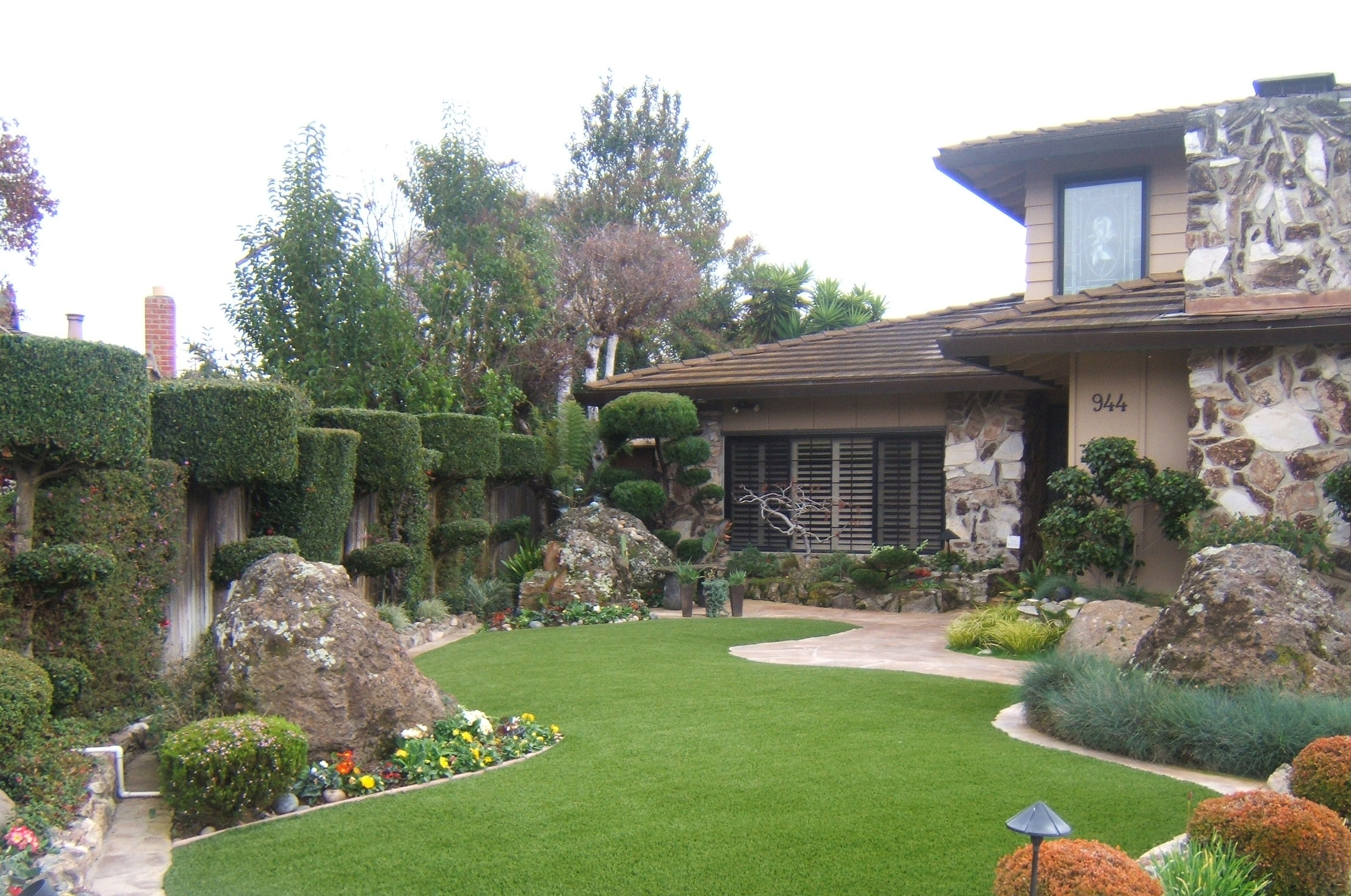 Artificial Turf aiding in a stress free summer!